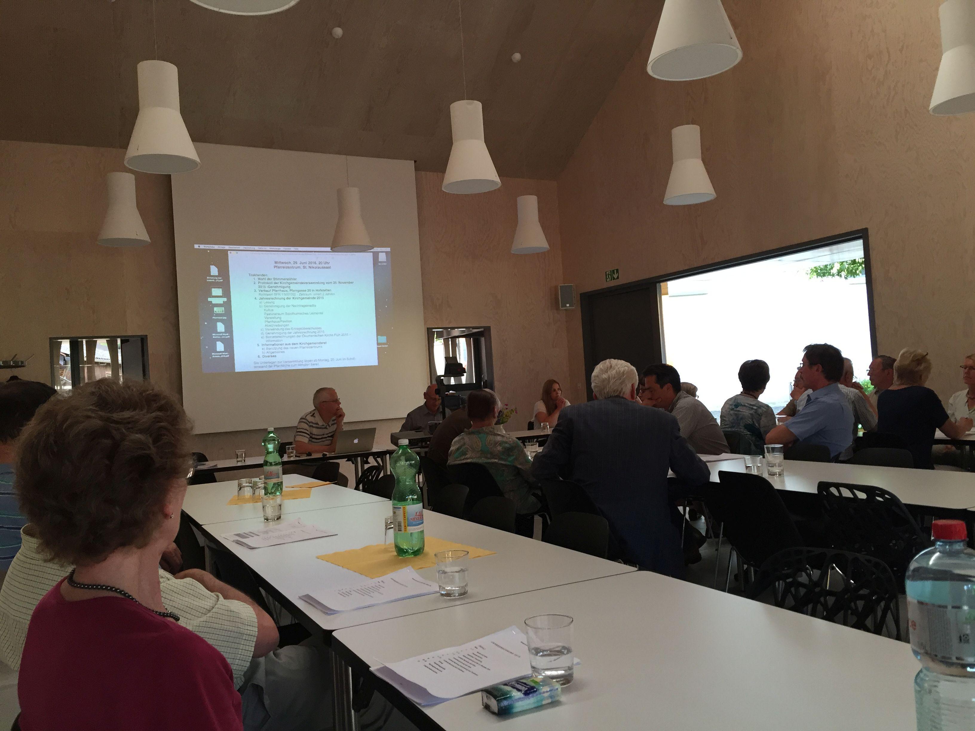 Gebaude Und Geschichte Der Kirchgemeinde Rom Kath Pfarrei St