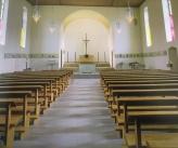 Pfarrkirche St. Nikolaus nach der Renovation im Jahr 1995