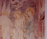 Fresko 1 St. Barbara und St. Katharina